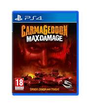 Carmageddon: Max Damage za ok. 59zł (XONE i PS4) @ Base