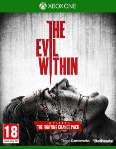 The Evil Within (Xbox One) za ~51zł @ Zavvi