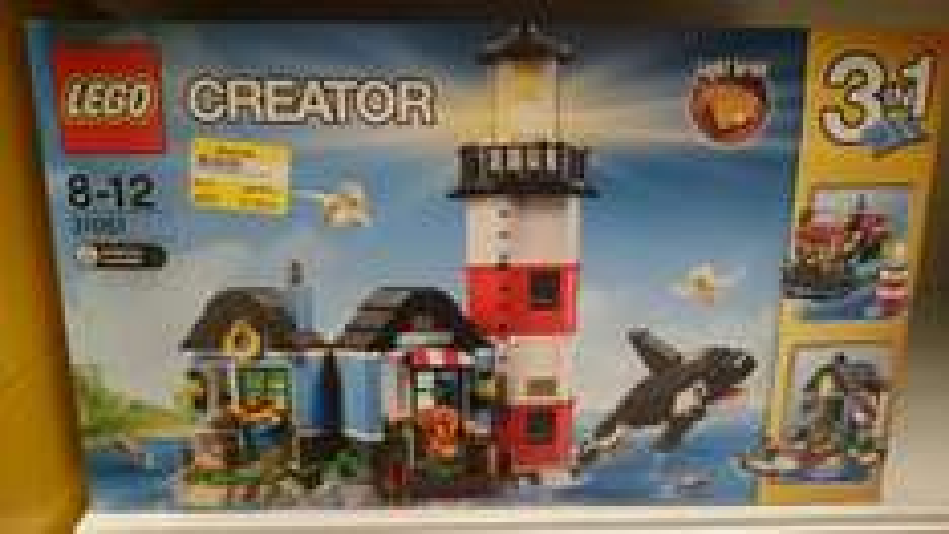 LEGO Creator 31051 Latarnia Morska @Tesco