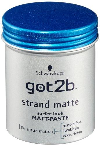 Pasta do włosów Got2B Matte - 6 w cenie 2! (@Amazon Prime)