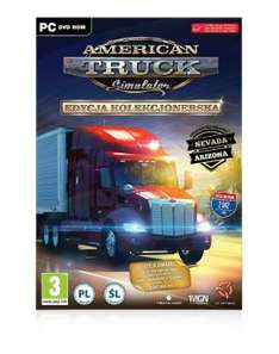 American Truck Simulator Edycja Kolekcjonerska @ konsoleigry.pl
