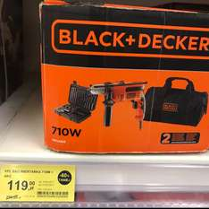 Wiertarka Black and Decker KR714S32