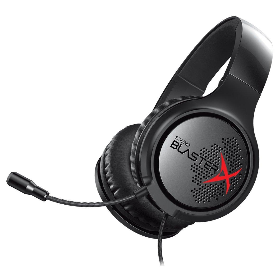 Słuchawki Creative Labs Sound BlasterX H3 za ok. 145zł@ Amazon.es