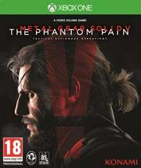 Metal Gear Solid V Phantom Pain na Xbox One za 59.99zł