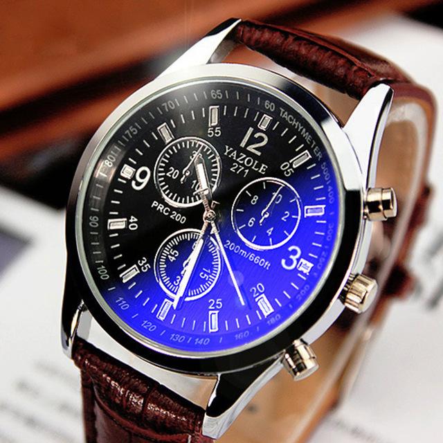 Zegarek męski z Aliexpress, 0,99$