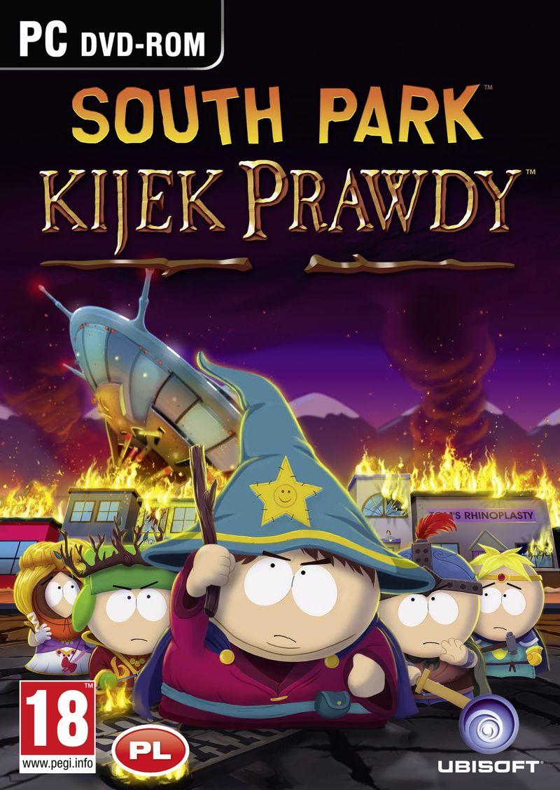 South Park Kijek Prawdy na PC za 33,99zł @ CDP.pl