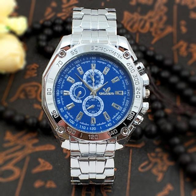 Piękny męski zegarek :D