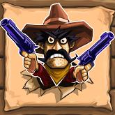 Gra Guns'n'Glory Premium za 50 groszy @Google Play