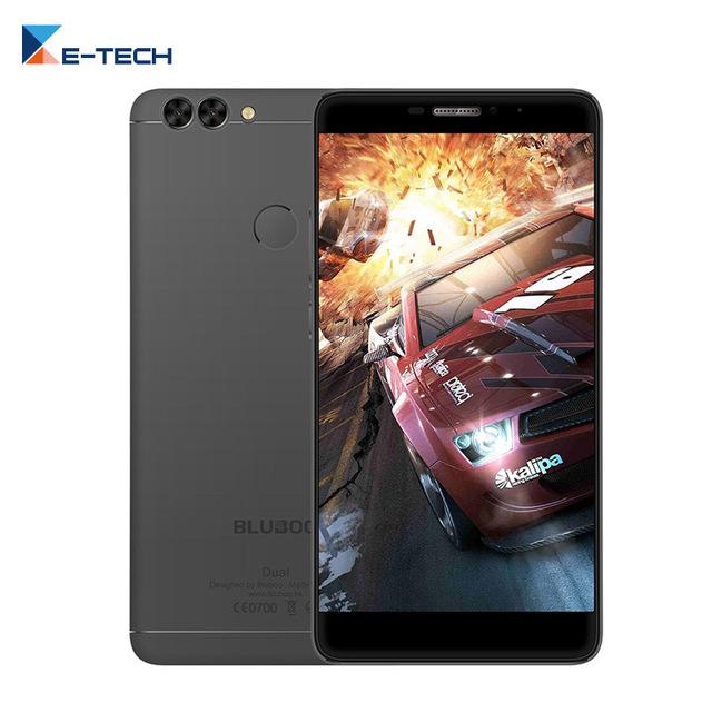 Ze Słubic! 130 USD. Bluboo Dual MTK6737T Quad core 5.5 Inch 2GB RAM 16GB ROM Cell phone 13.0MP 2.0MP Dual Back Camera Fingerprint  4G Mobile Phone  @aliexpress