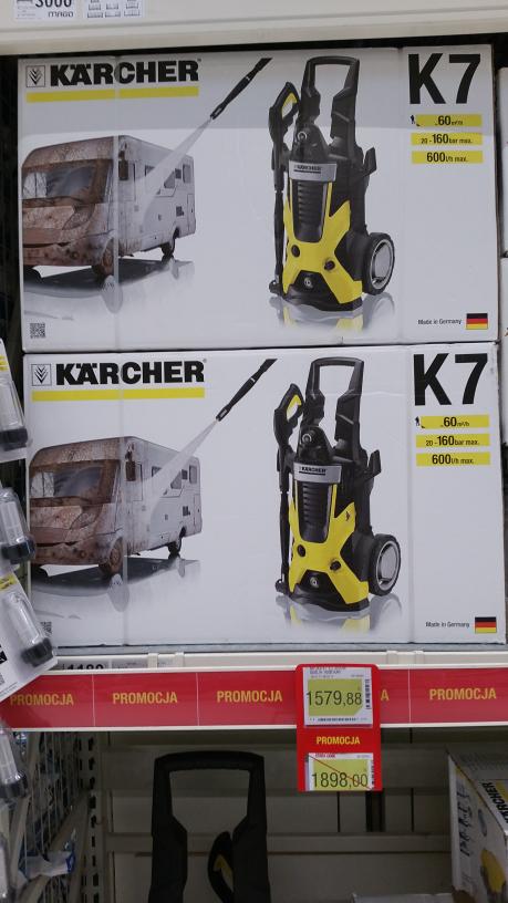 karcher k7 1.168-502.0 leroy Merlin konin