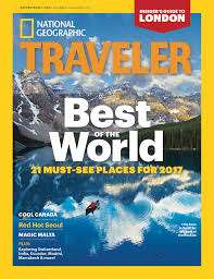 12 miesięczna prenumerata NG Traveler za 59zł