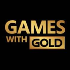 Microsoft Games With Gold (Marzec)