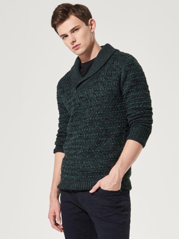 Męski sweter za 29,99zł (-70%) @ House