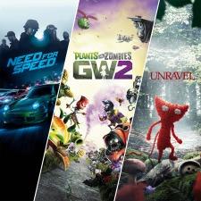 Pakiet Rodzinny: Need For Speed,  Plants vs Zombies 2, Unravel za 124zł (10% dla posiadaczy PS+) @ PSStore