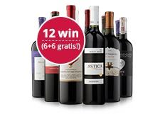 12 butelek wina w cenie 6  (50% taniej) @ Winezja