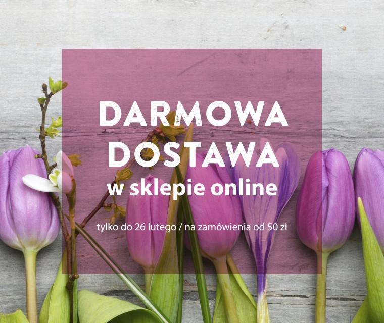 Darmowa dostawa dla zakupów od 50zł @ Home&You