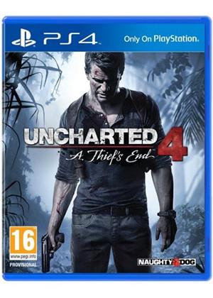 Uncharted 4: A Thief's End (PS4) za ok. 107zł @ Base