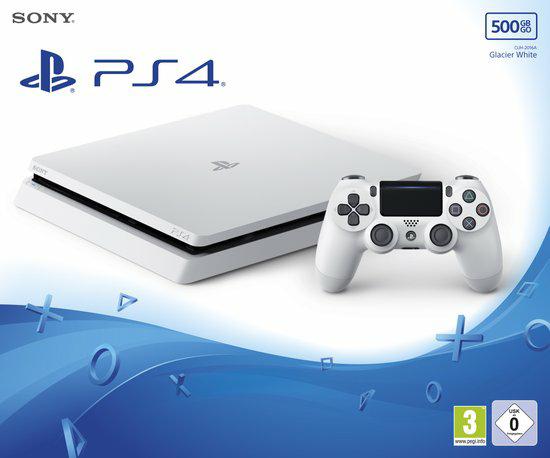 PS4 Slim 500GB biała za ok. 930zł z wysyłką