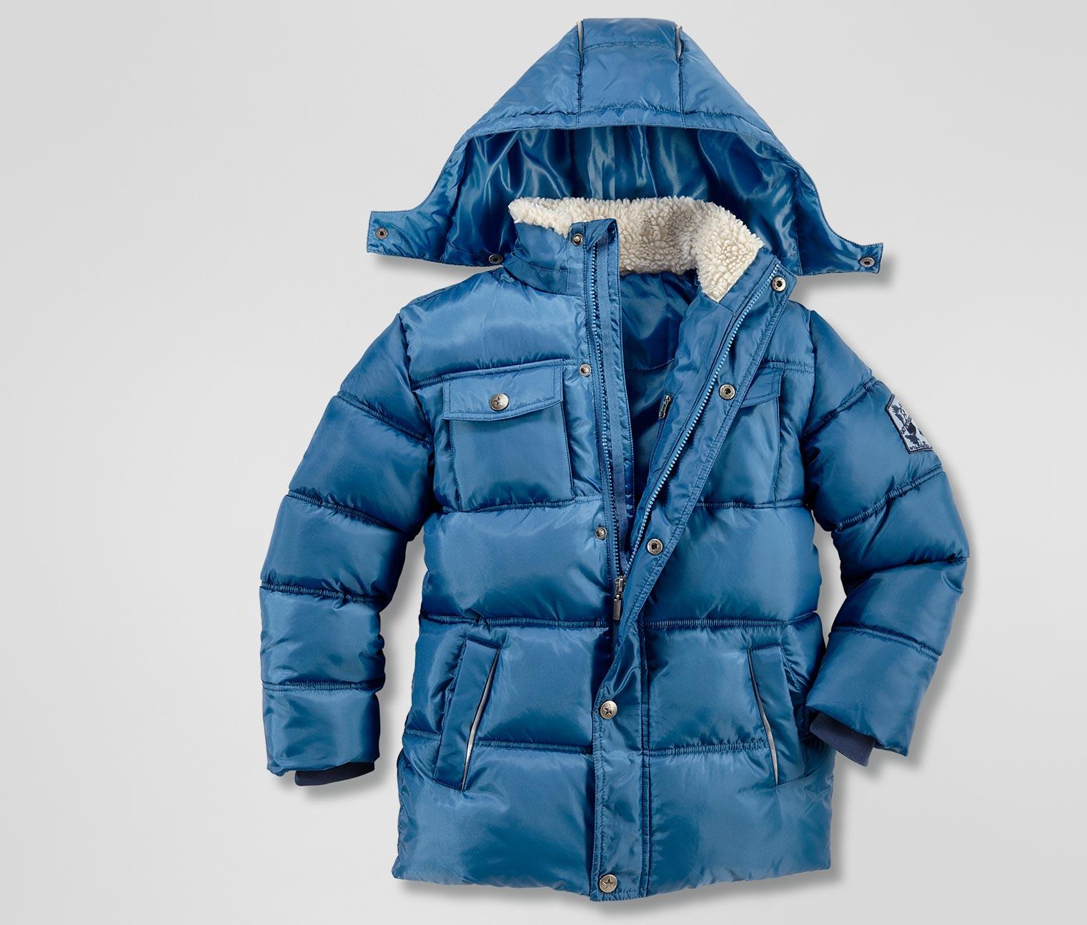 Zimowa kurtka dziecięca za 79,95zł @ Tchibo