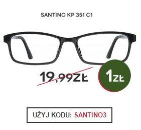 Okulary korekcyjne (oprawki + szkła) za 30,98zł z dostawą gratis @ Kodano