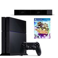 Konsola Playstation 4 500GB + gra Little Big Planet 3 + kamera za 1729 zł @ Electro.pl