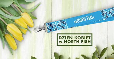 Promocyjna smycz i voucher na 5zł dla kobiet w dniu dzisiejszym @ Nort Fish