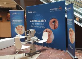 Bezpłatne badanie wzroku (Katowice,Bielsko-Biała) @ Soczewki24.pl/Viu Viu Optica
