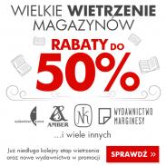 Wietrzenie magazynu nieprzeczytane.pl do -50% cz.1