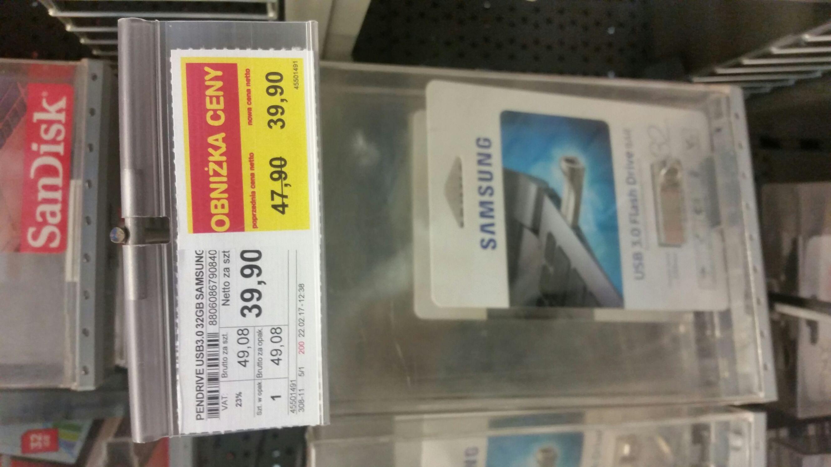 Pendrive Samsung 32GB USB3.0