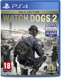 Watch Dogs  2: Gold Edition (w komplecie  Season Passem) [Playstation 4] @ Ubisoft