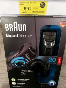 Trymer do zarostu Braun BT5010 Tesco