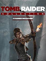 Tomb Raider Collection [PC, Steam] (11 gier z serii!) za 64,50zł (zamiast ~300zł) @ GMG