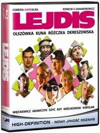 Lejdis film na Blu-ray za 18,99 zł @ empik.com
