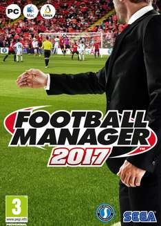 Football Manager 2017 STEAM KEY za 89,99 @ wirtus.pl