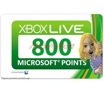 Karta prepaid Xbox Live o wartości 70zł za 30zł! @ Mediamarkt