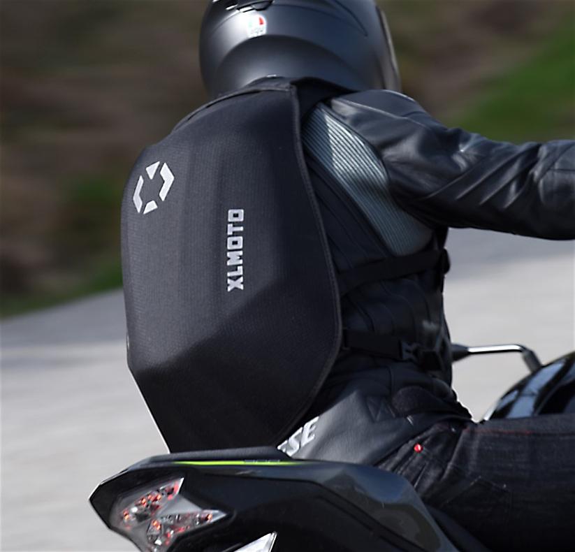 Plecak motocyklowy XLmoto Slipstream Wodoodporny -80%