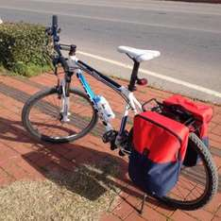 Sakwa rowerowa miejska 300 B'TWIN za 29,99zł + darmowa dostawa @ Decathlon
