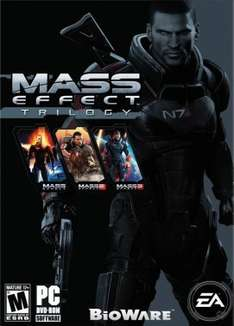 MASS EFFECT TRILOGY ORIGIN