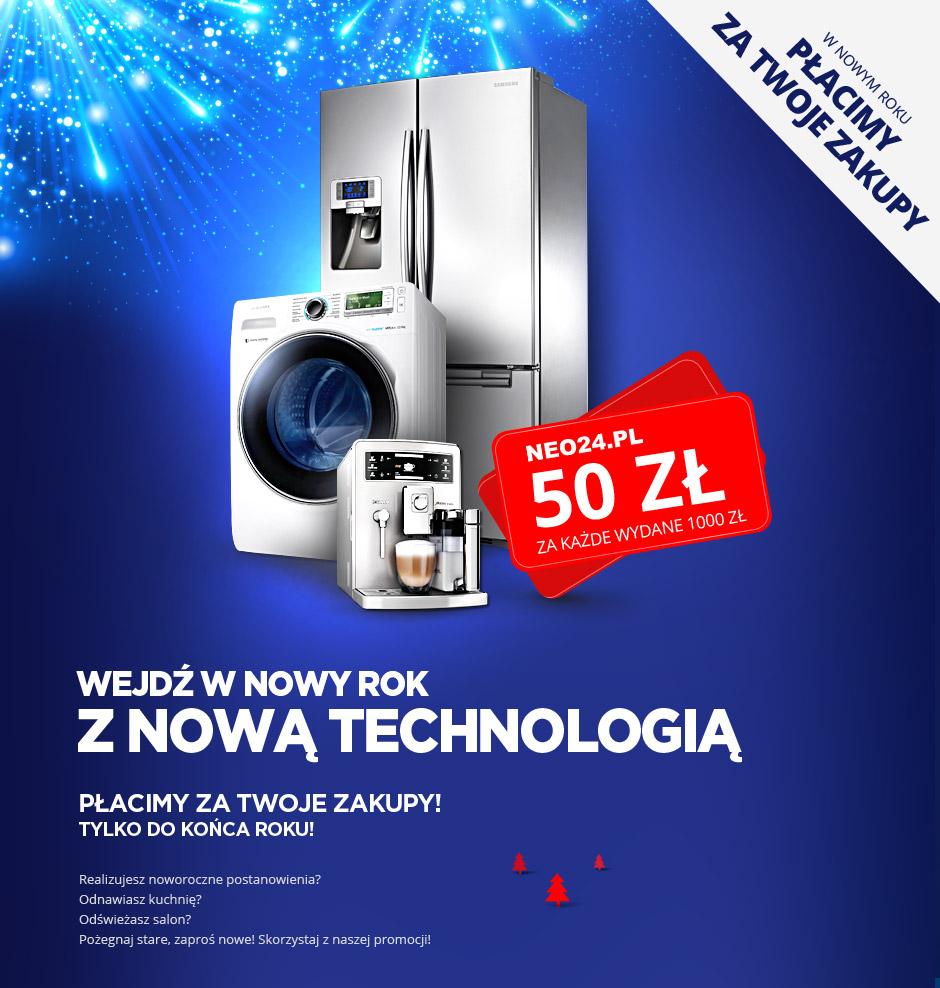 Bon 50 zł na następne zakupy @ Neo24.pl