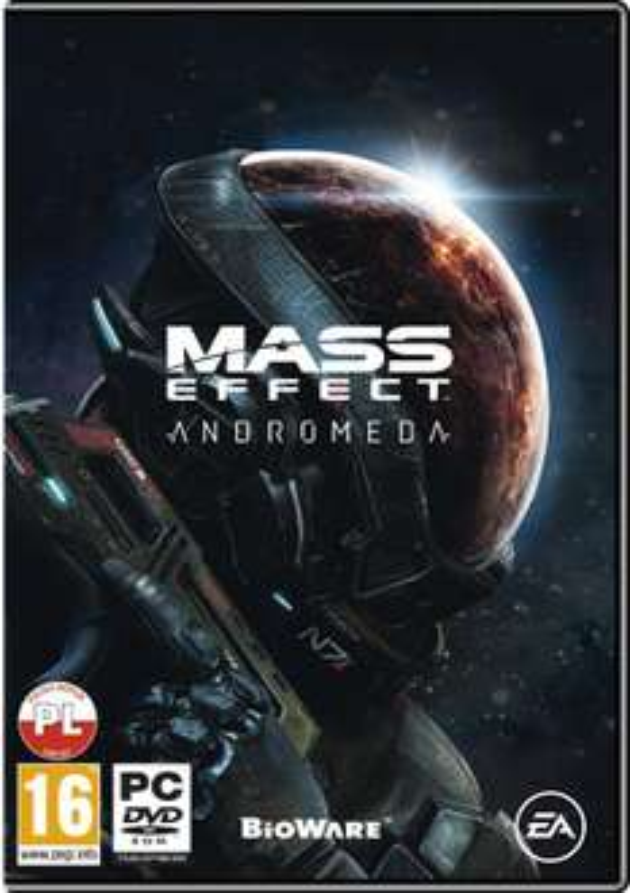 Mass Effect: Andromeda [PC, język Polski, wydanie pudełkowe] + kurier gratis za 165zł @ Morele