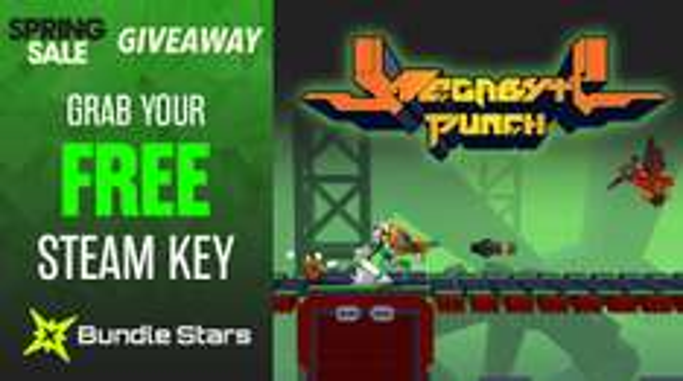 Megabyte Punch za Darmo na Steam!! @bundlestars
