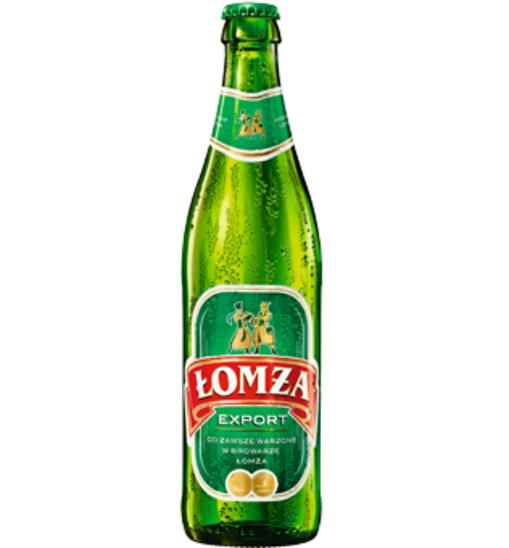 Piwo Łomża export za 1,99 zł @ intermarche