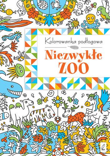 Kolorowanka podłogowa (126x90) za 6,50zł (-50%) + dostawa gratis @ Ravelo
