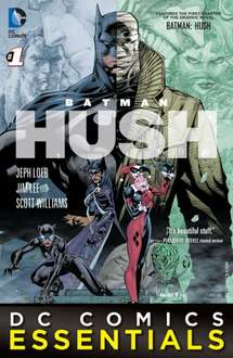 Batman Essentials: Batman: Hush #1 ZA DARMO @ Comixology