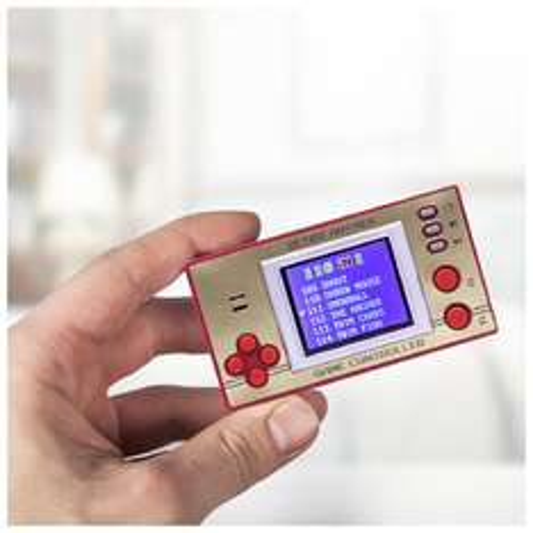 Retro Pocket Games za ok. 45zł (ponad 100 8-bitowych gier) + darmowa dostawa @ Zavvi