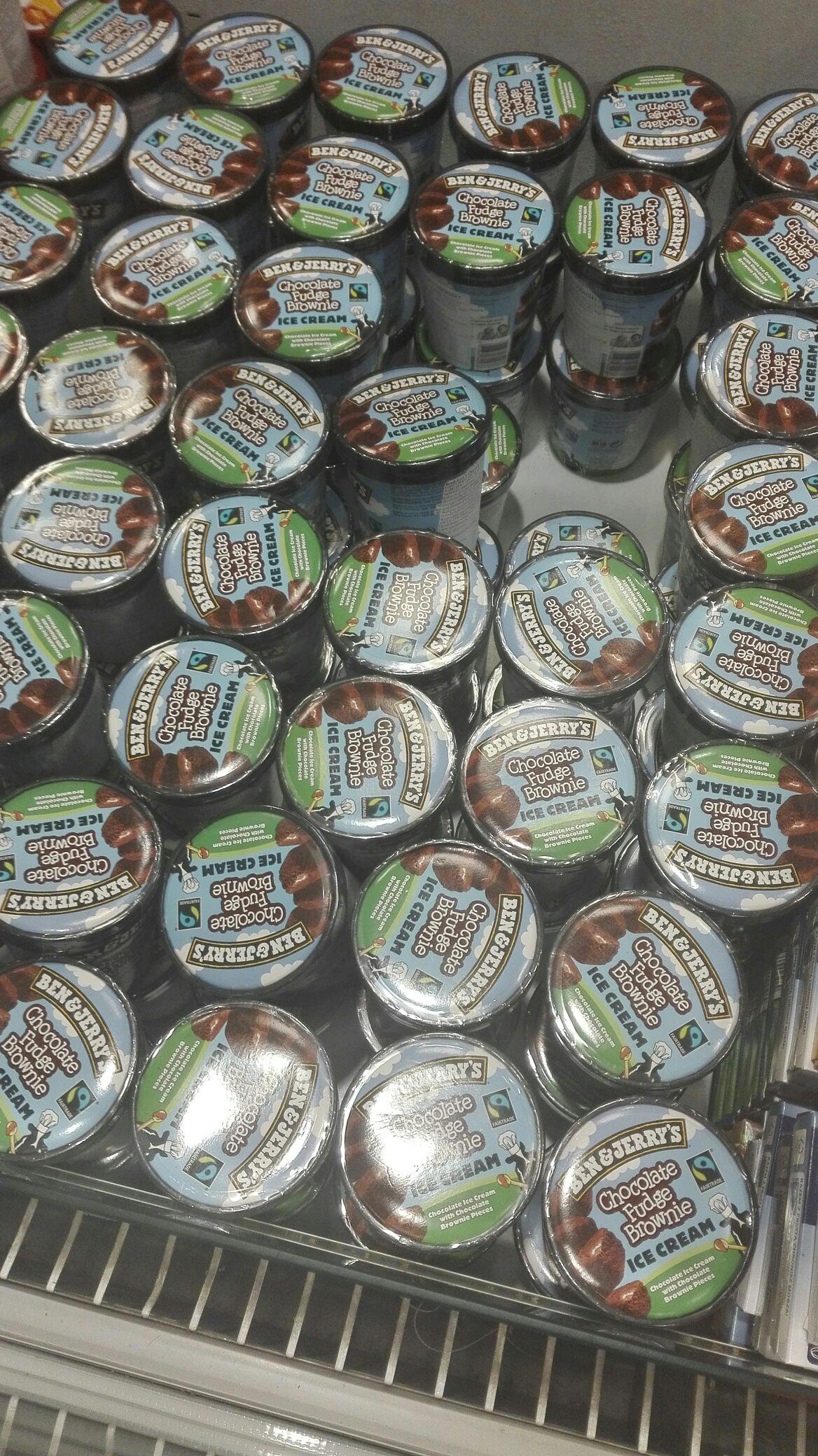 Lody Ben&Jerry's 500ml za 7.99zl. Warszawa
