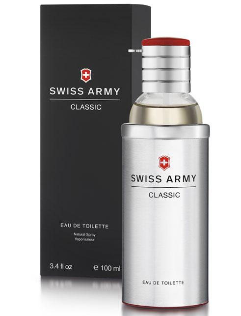 Darmowa próbka Swiss Army Classic Eau de Toilette @ Victorionox