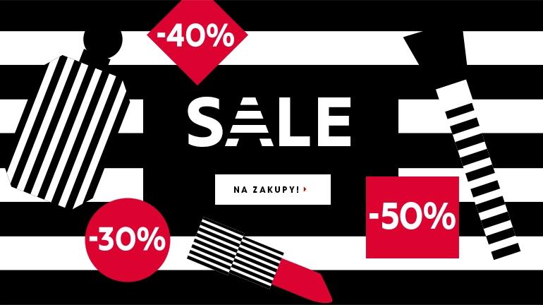-80% na wybrane produkty @ Sephora