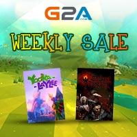 G2A Wyprzedaż. Np. Plants vs Zombies Garden Warfare 17,69zł