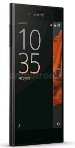 Sony Xperia XZ czarny